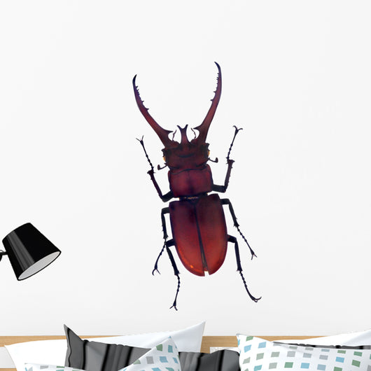Henry Lin Wall Decal