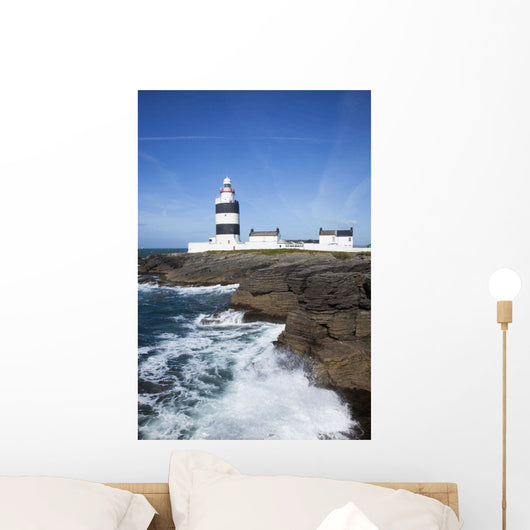 Hook Lighthouse Near Wexford Wall Mural