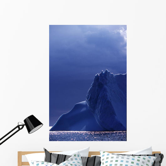 Iceberg, West Greenland Wall Mural