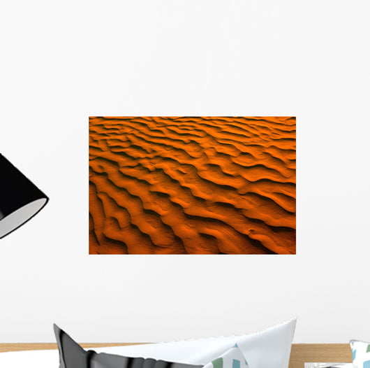 Desert-Like Conditions Wall Mural