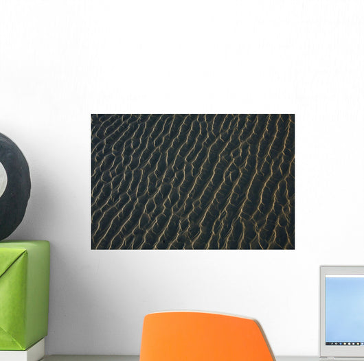 Ripples Form Wall Mural