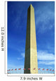 Washington Monument,/Nwashington Dc, Usa Wall Mural