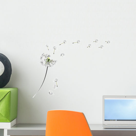Dandelion Wall Decal