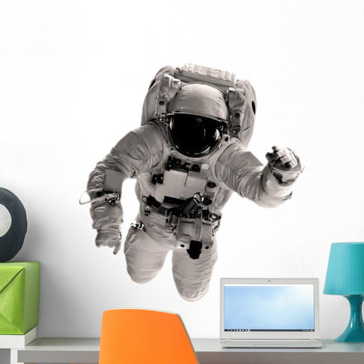 Floating Astronaut Wall Decal