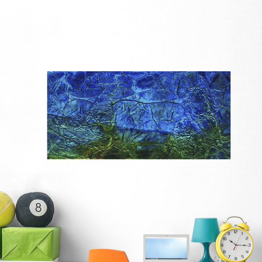 Rhapsody of Colors 44, Abstract art Wall Mural