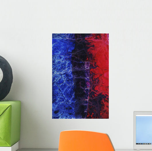 Rhapsody of Colors 54, Abstract art Wall Mural