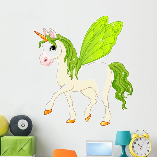 Fairy Tail Green Horse