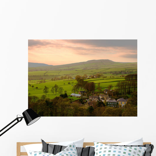 english countryside Wall Mural