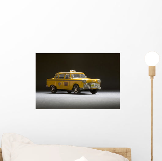 new york taxi Wall Mural