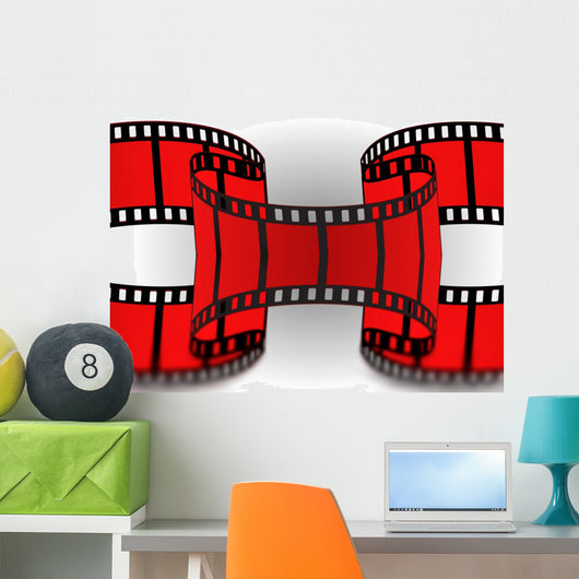Movie Wall Mural