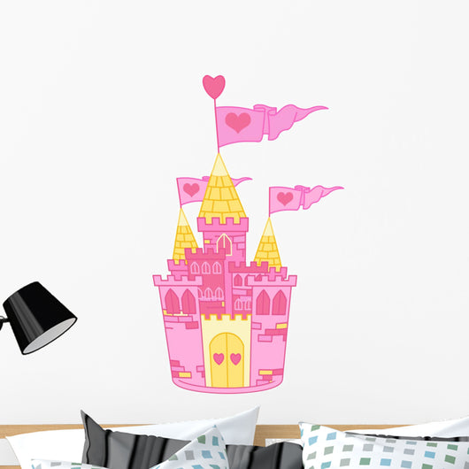 Magic Castle Wall Decal