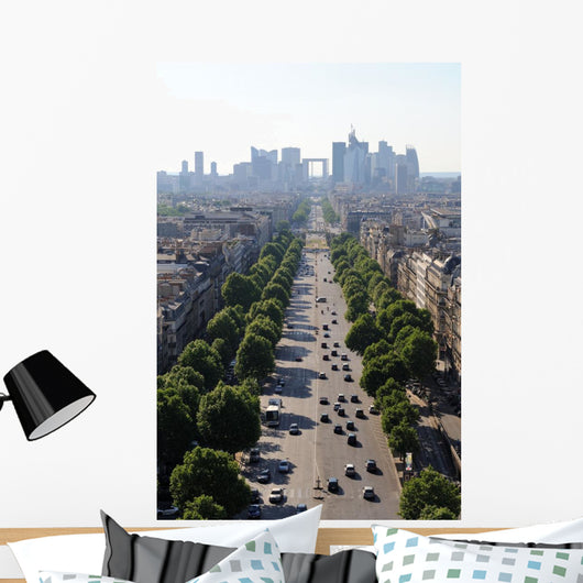 defense for the triumphal arch - Paris Wall Mural