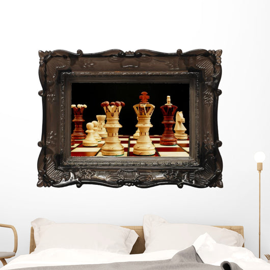 chess Wall Decal