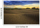 HDR image of the Great Sandhills at sunset Wall Mural