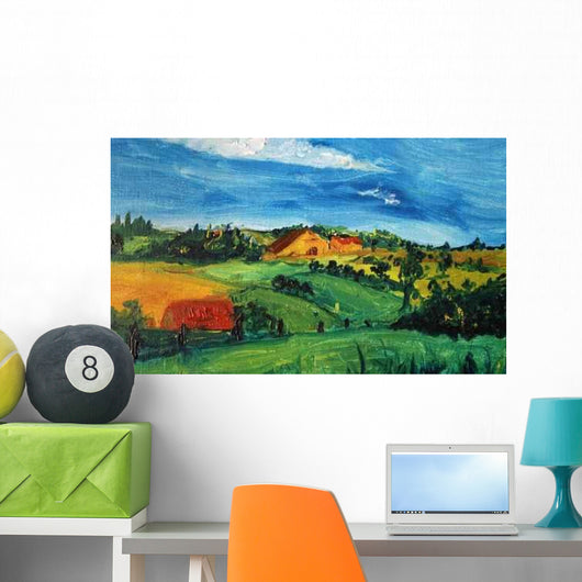 Ittre 1 Wall Decal