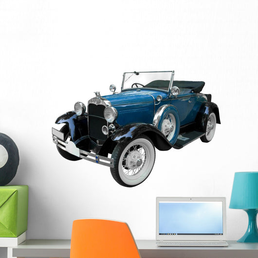 Beautiful Vintage Wall Decal