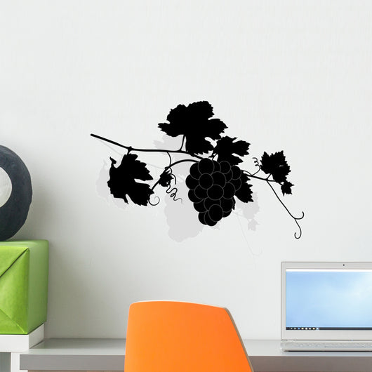 Grapevine twig Wall Decal