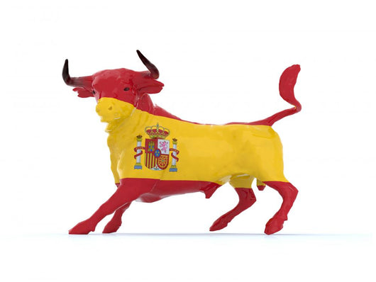 spain bull bullfighting Wall Decal