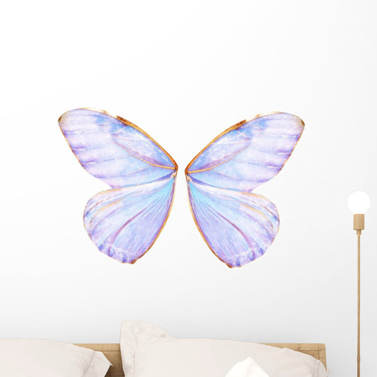 Fairy Wings Wall Decal