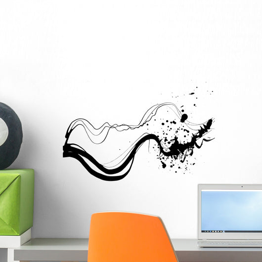 linear texture Wall Mural