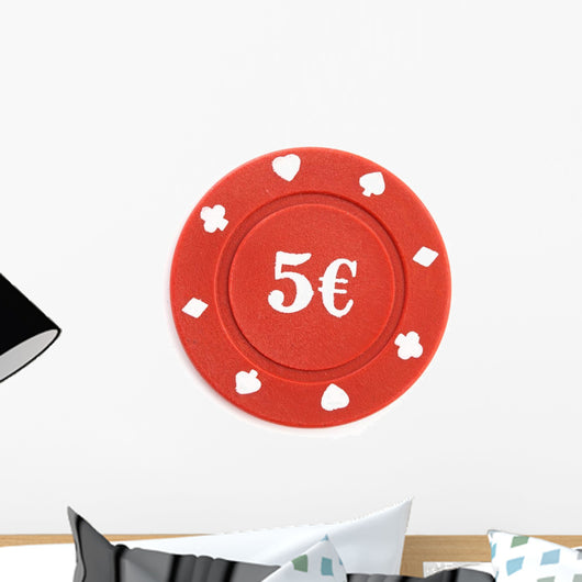 Poker Wall Decal