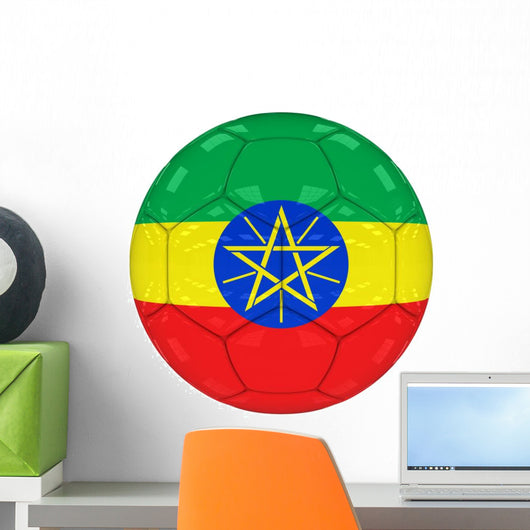 Ethiopia Wall Decal