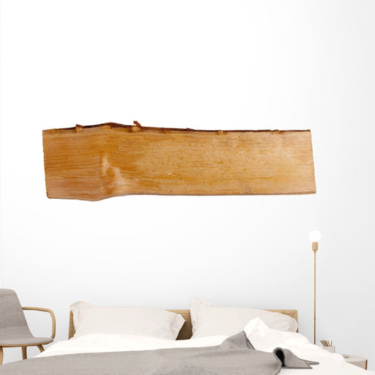 Plank of Wood Wall Decal