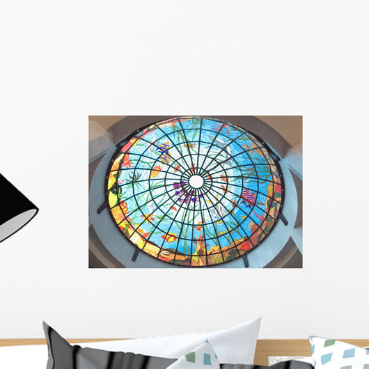 Stained Glass Window Resort