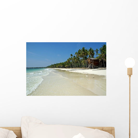 Bira beach Wall Mural