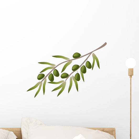 Branch Olive Tree