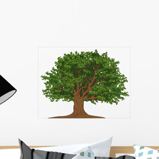 Big tree Wall Mural