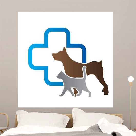 vet-sign Wall Decal