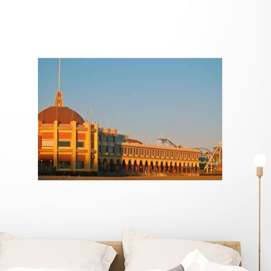 Santa Cruz Boardwalk Wall Decal