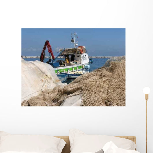 Procida Wall Decal Design 9