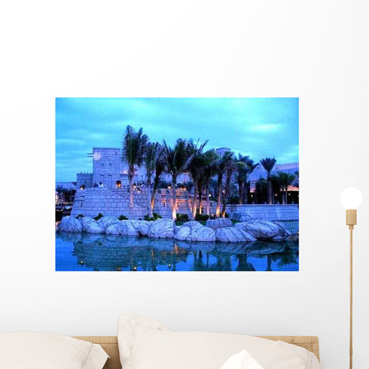 Jumeira City Wall Decal
