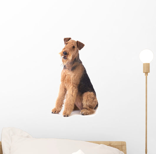 Airedale Terrier Wall Decal