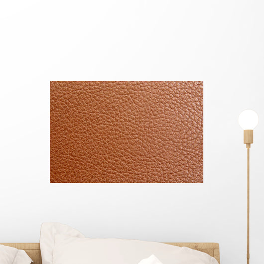 Leather Wall Decal