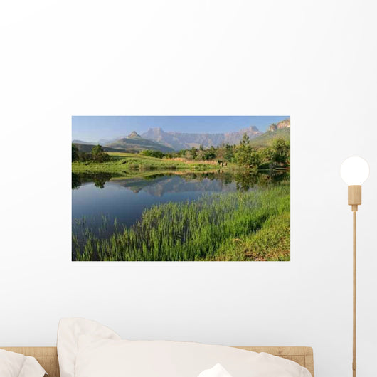 Drakensberg Mountains Wall Decal