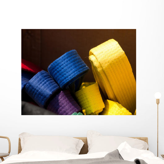 Taekwondo Wall Decal