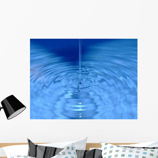 Leakage Wall Decal