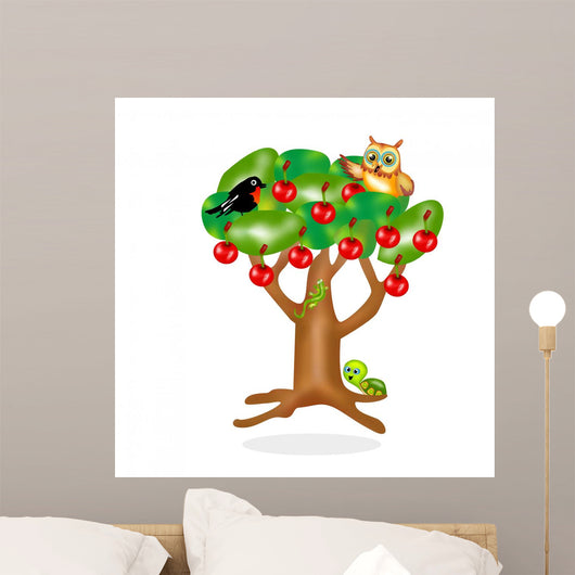 Ciliegio Wall Decal