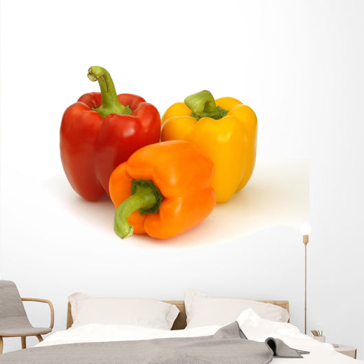 Poivrons Wall Decal Design 2