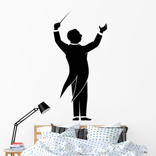 Conductor Wall Decal