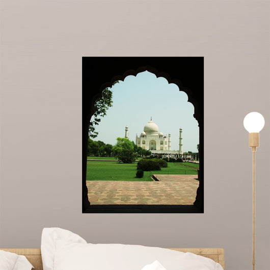 Taj Mahal India Wall Decal