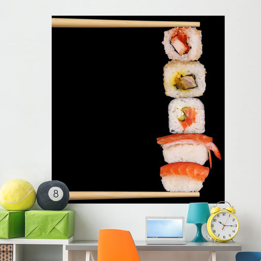 Maxi Sushi Wall Decal