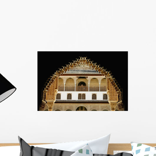 South Gallery Alhambra Wall Decal