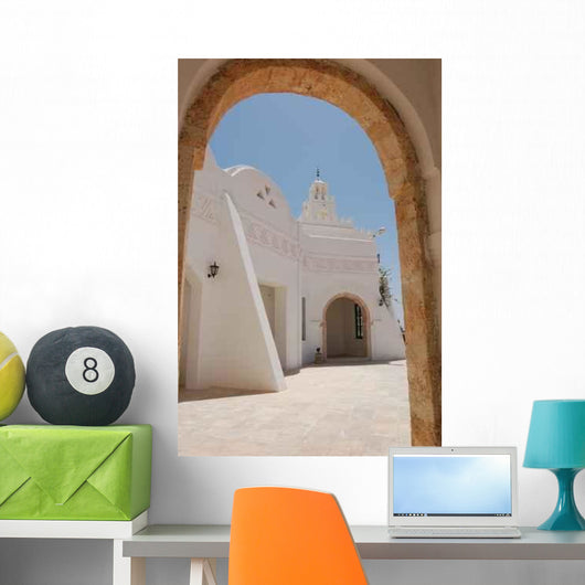 Tunisie Wall Decal Design 1