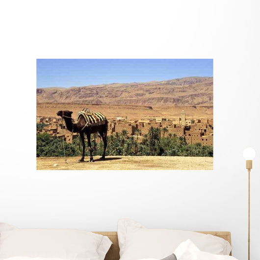 Chameau Wall Decal