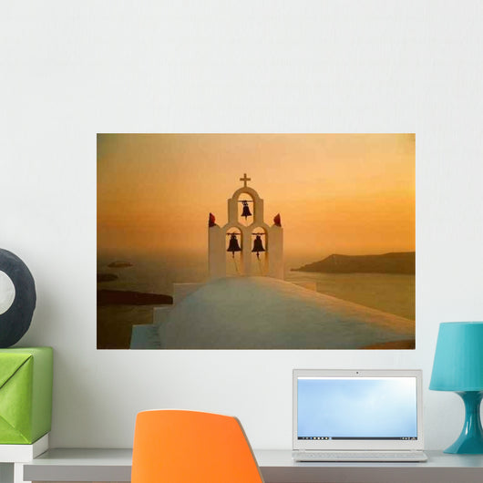 Sunset Wall Decal Design 3