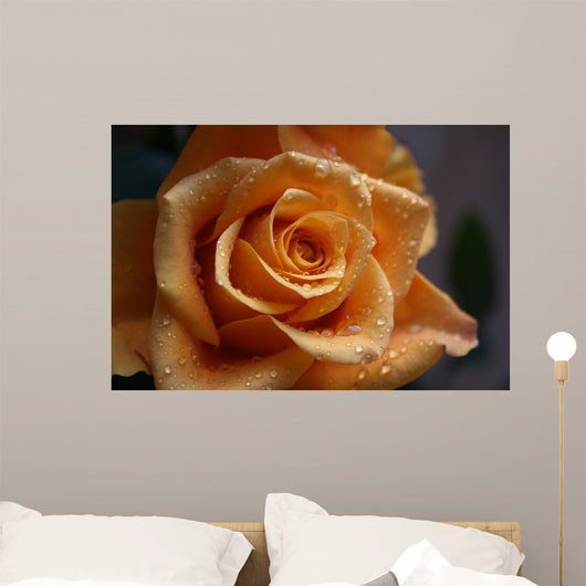 Rose Wall Decal